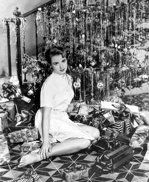 Shirley Jones - Christmas 1956