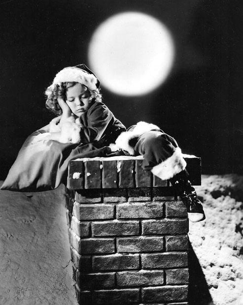 Shirley Temple - Christmas 1935