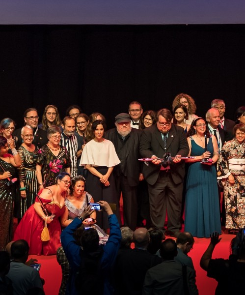 Hugo 2017 ceremony
