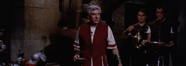André Morell as Sextus in Ben-Hur