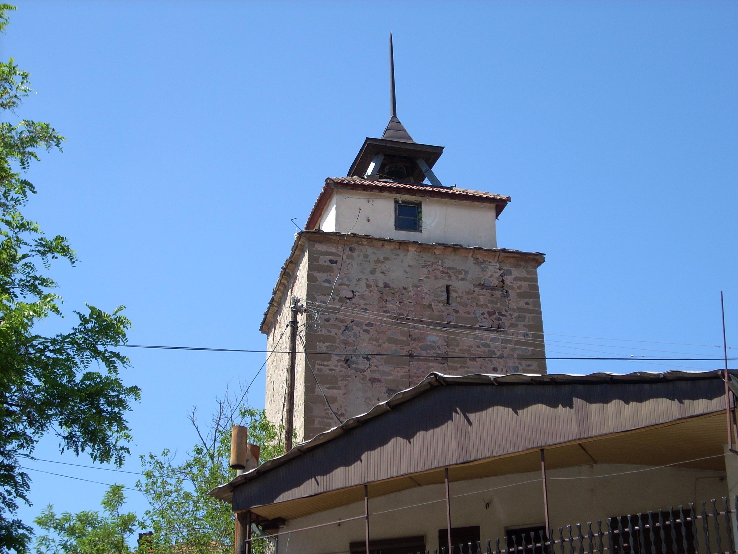 Stip - clock tower