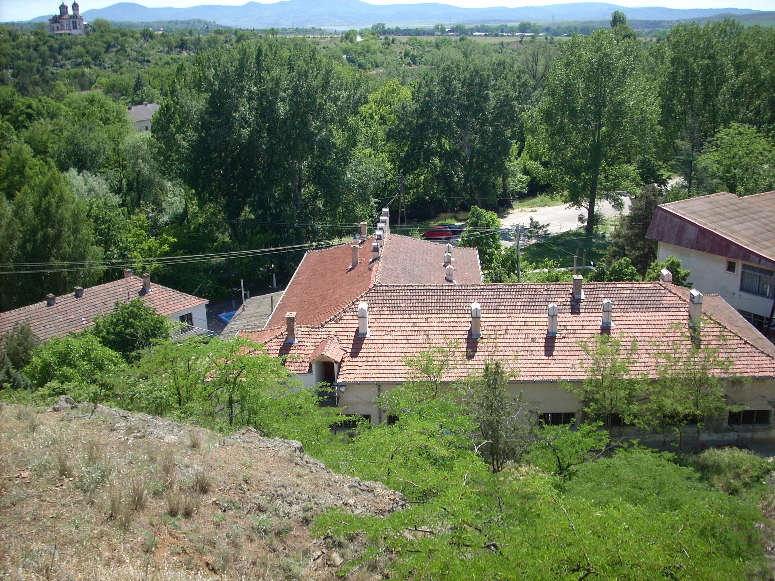Stip - Kežovica complex