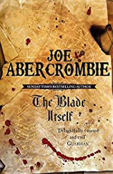 book cover: The Blade Itself