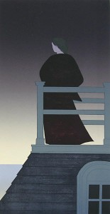 Dawn, by Will Barnet