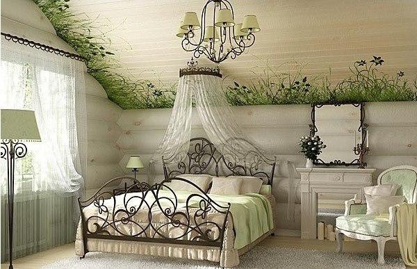 кованная кровать Тасма Мебель