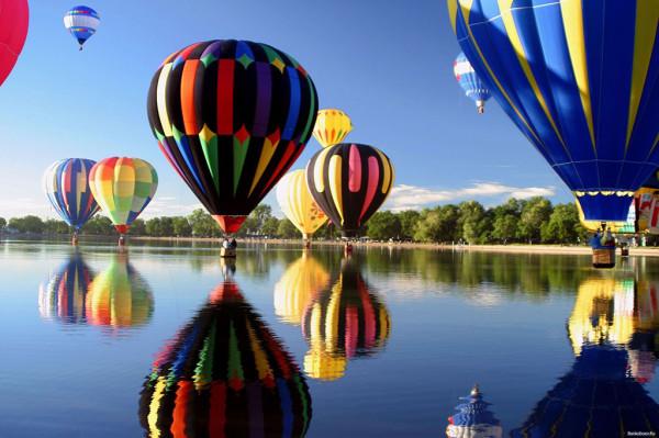 оздушные шары