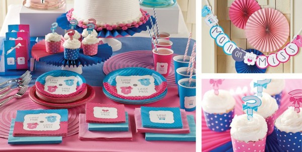 Вечеринка Gender Reveal Party