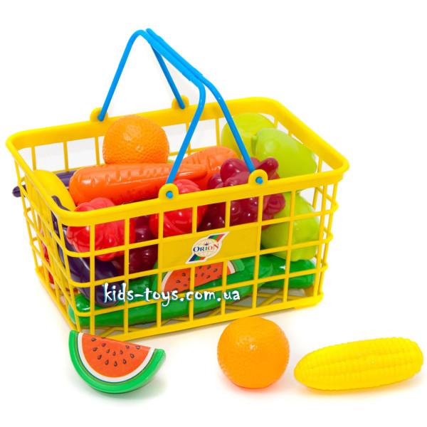 Пластиковые овощи