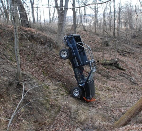 Машина сломалась