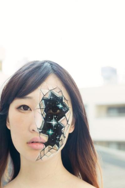 Японская художница Чу-Сан