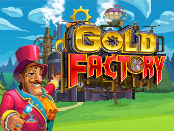 Gold Factory слот
