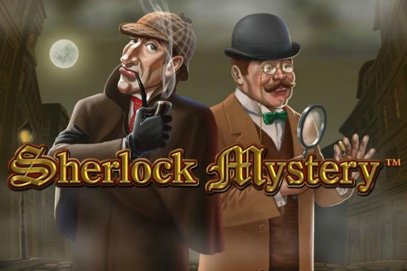 Sherlock Mystery слот