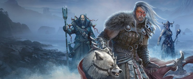Viking age слот