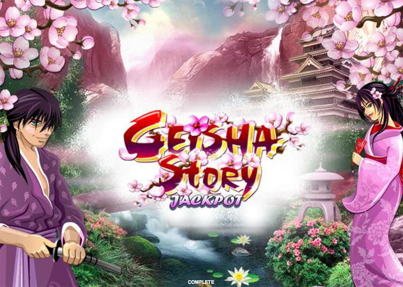 Geisha Story слот