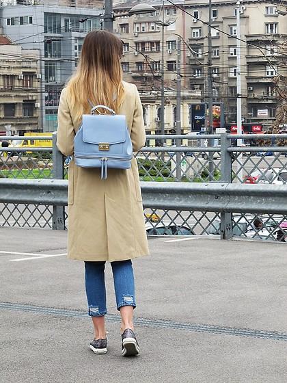 9e3e163ee0f7 С чем носить рюкзак  make your style