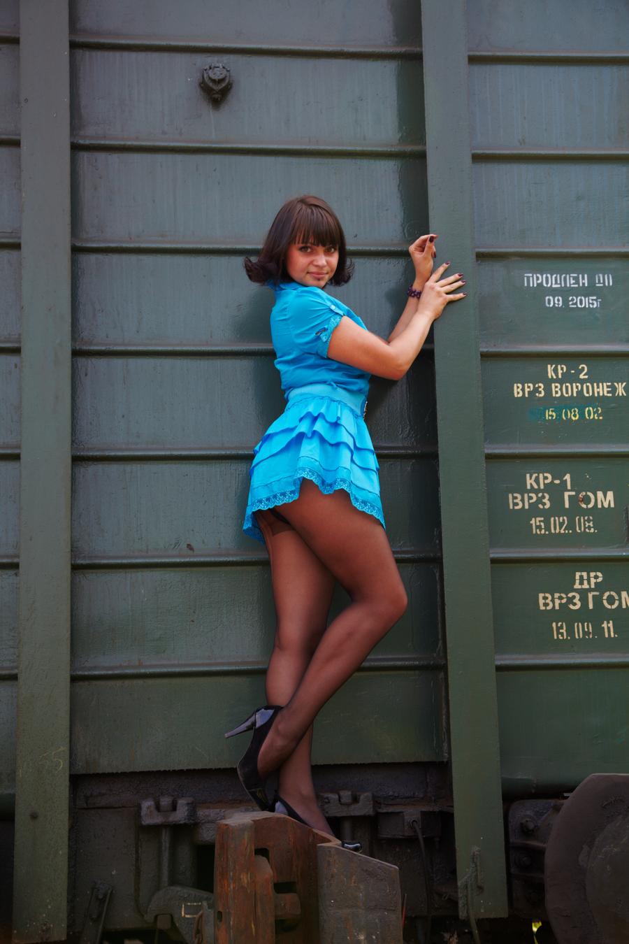 проститутки на железной дороге