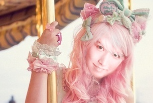 pink sungminnie