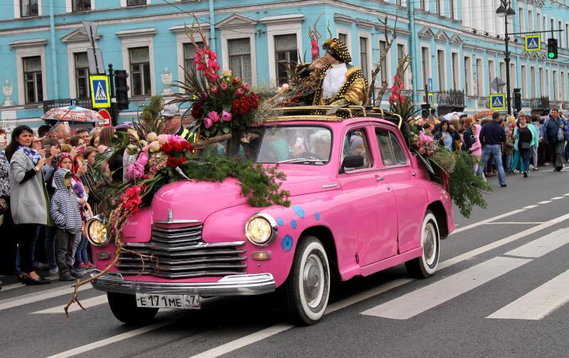 День России в Петербурге, 12.06.2017
