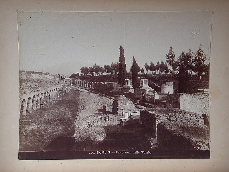 Ещё немного фотографий позапрошлого века. Флоренция, Капри, Помпеи, Ницца