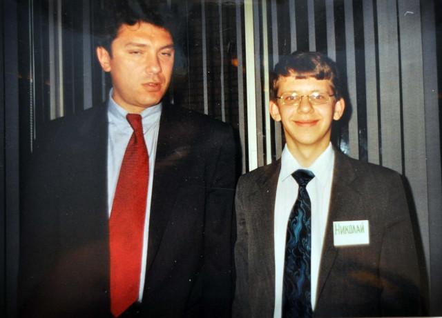 Немцов и Жиляков