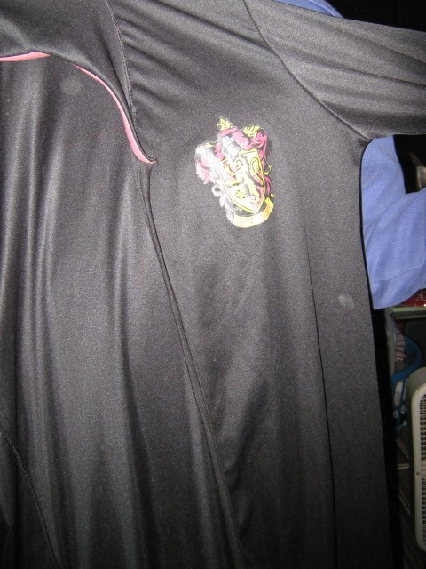 Harry Potter Gryffindor Childs Robe