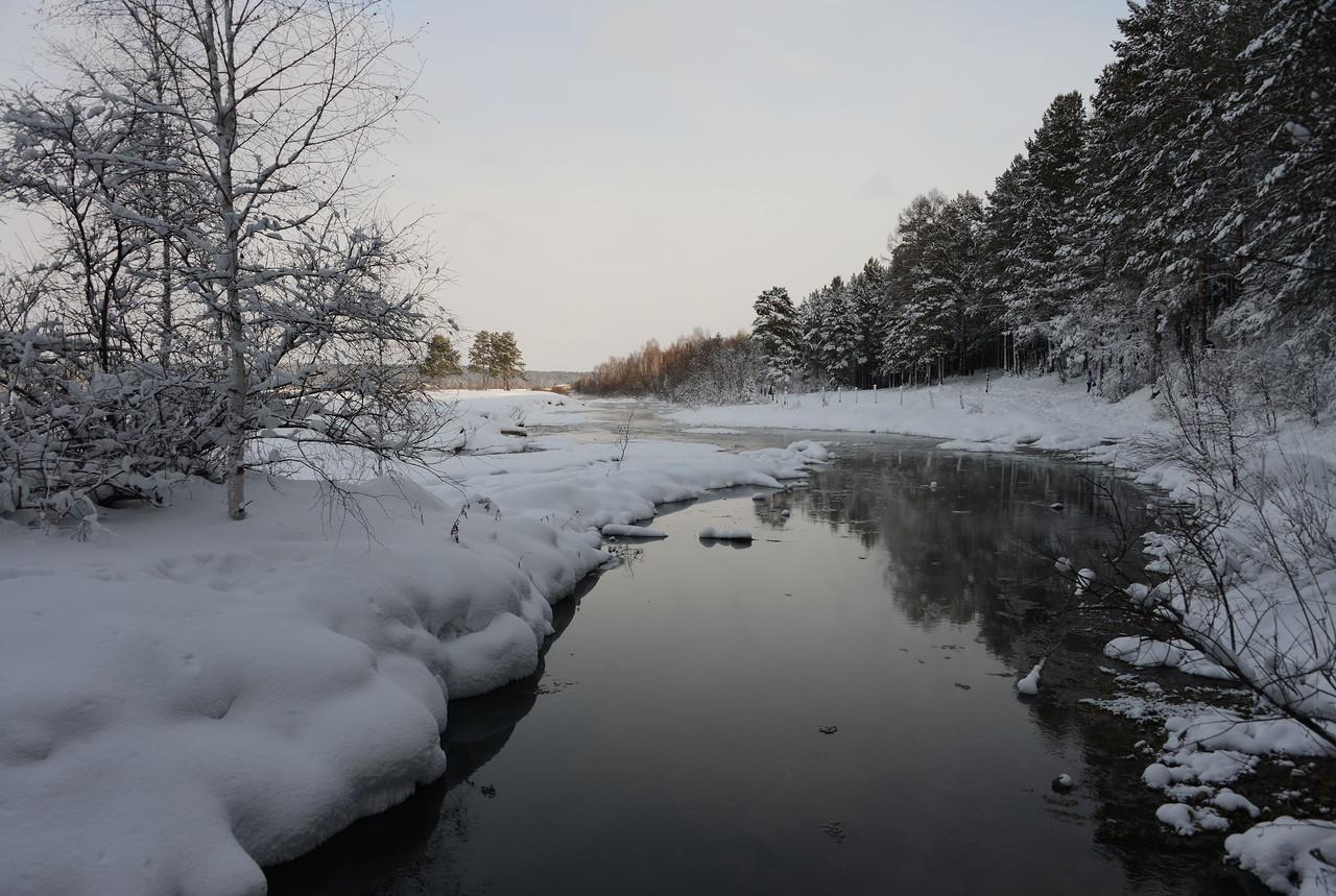 На реке Оде