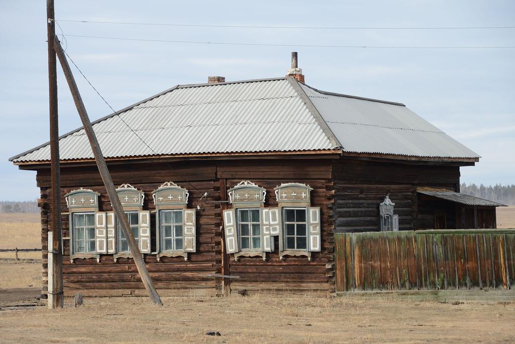 Деревня Зады