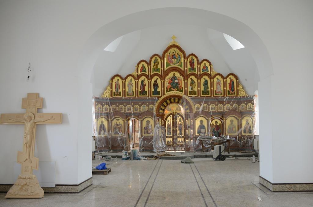 Монастырь в Троицком