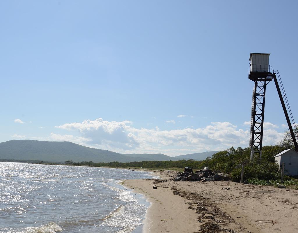 Залив Ольга