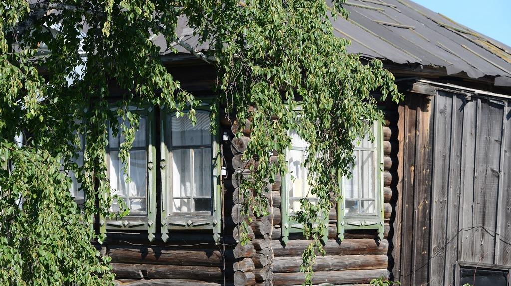 Дом Григория Распутина