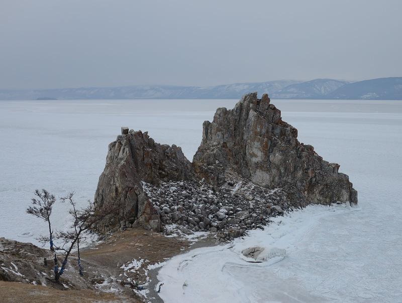 Ольхон зимой