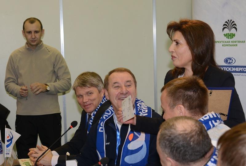 Чемпионат мира по бэнди. Иркутск
