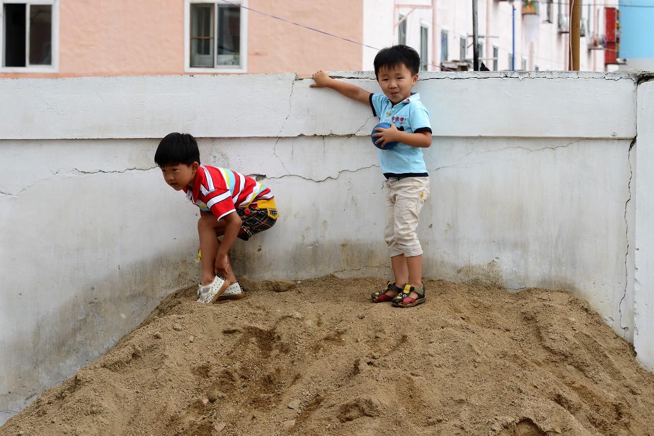 Северная Корея, часть 1-я