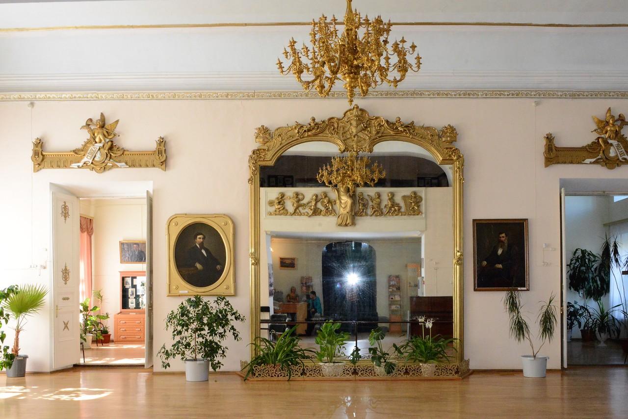 Музей в Нерчинске