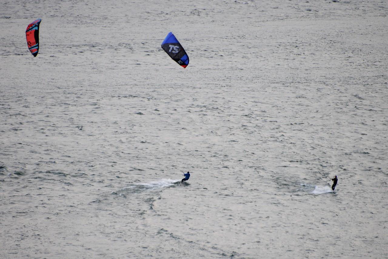 Летящие на волнами