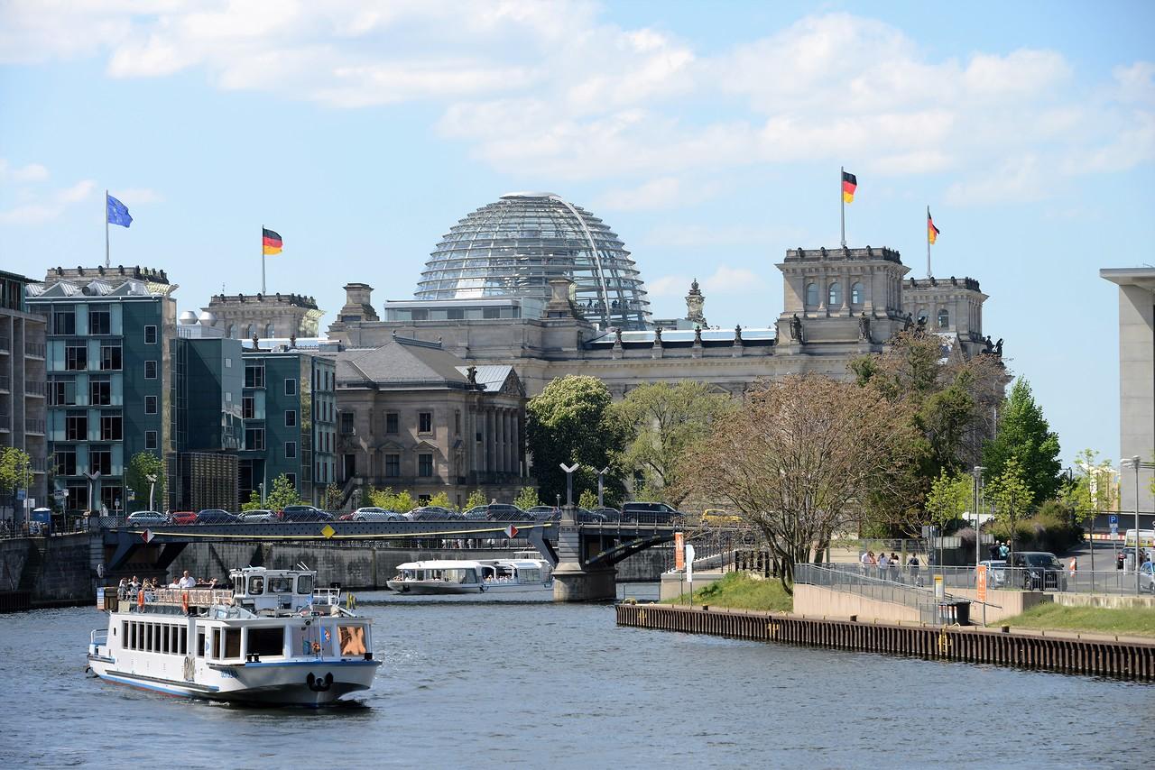 Берлин, 8 мая