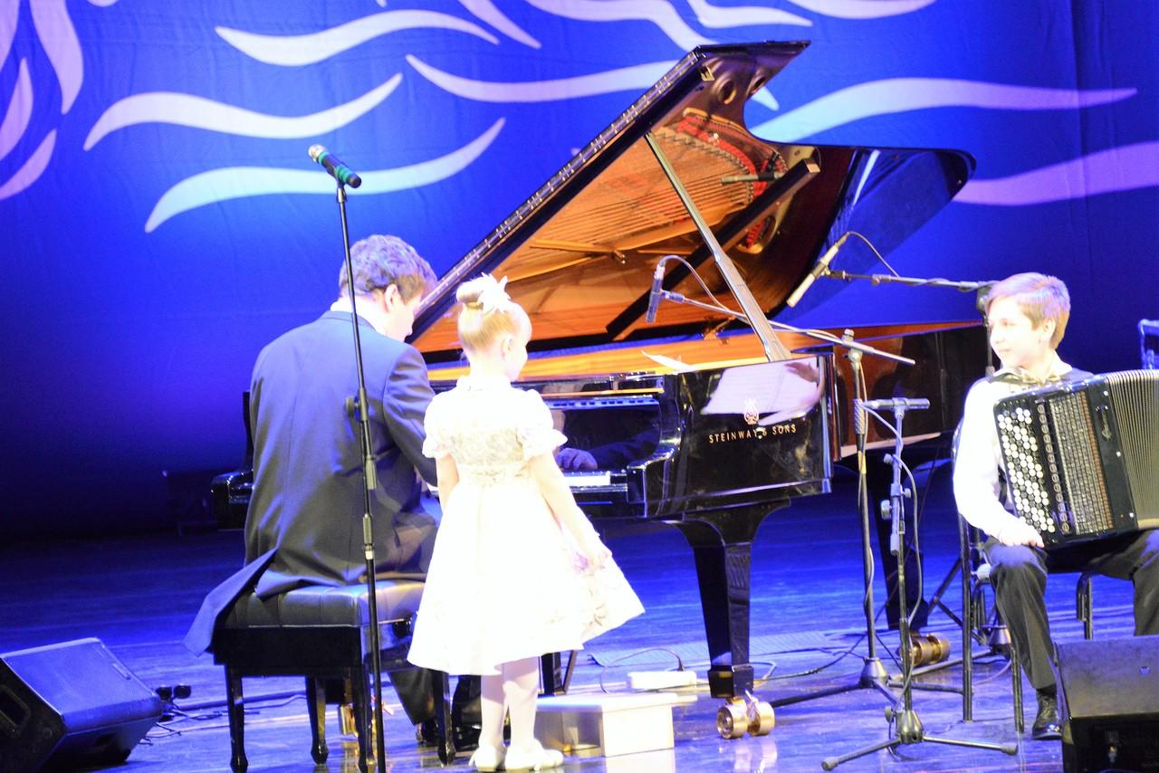 Пасхальный концерт с Мацуевым