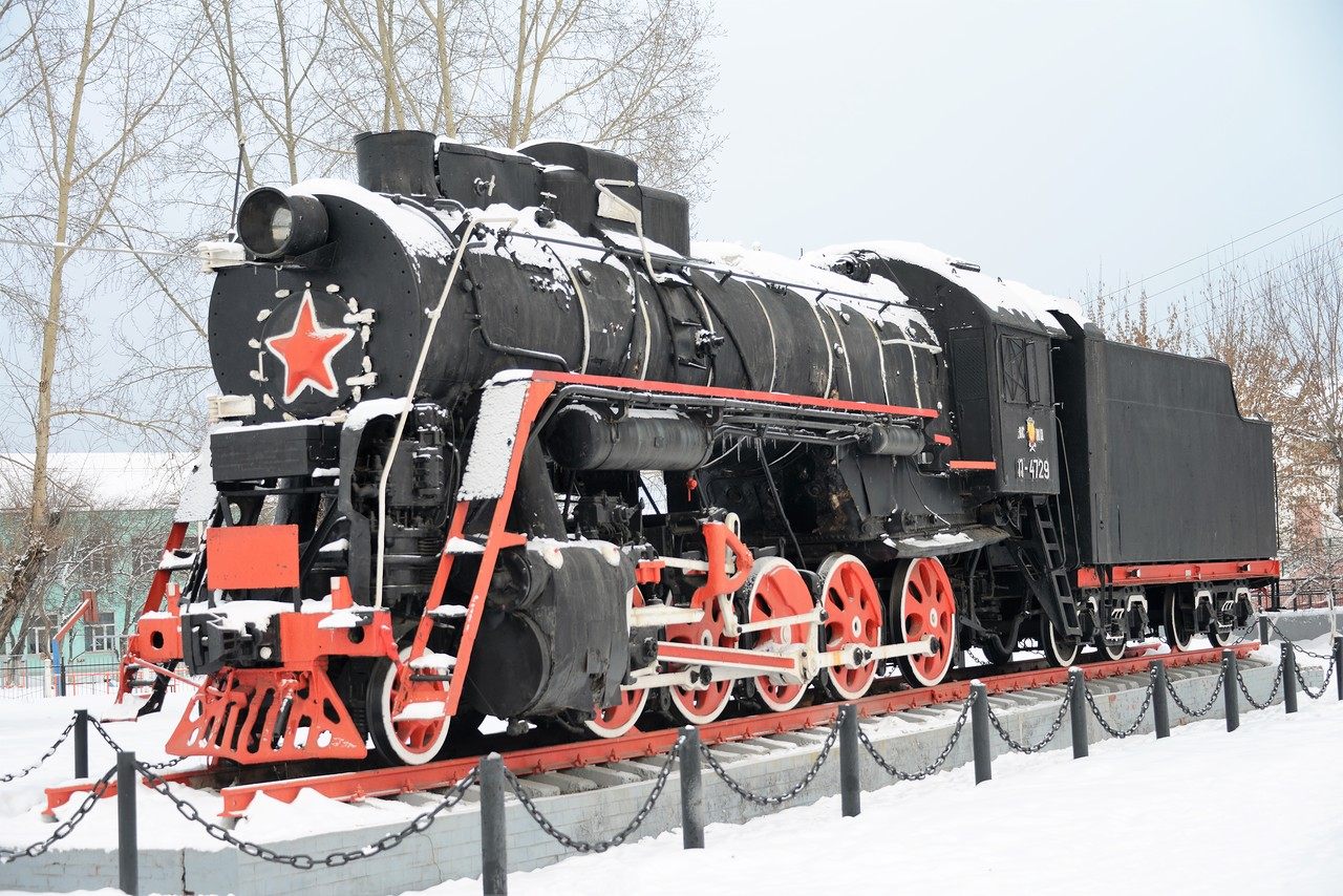 Зимний Нижнеудинск