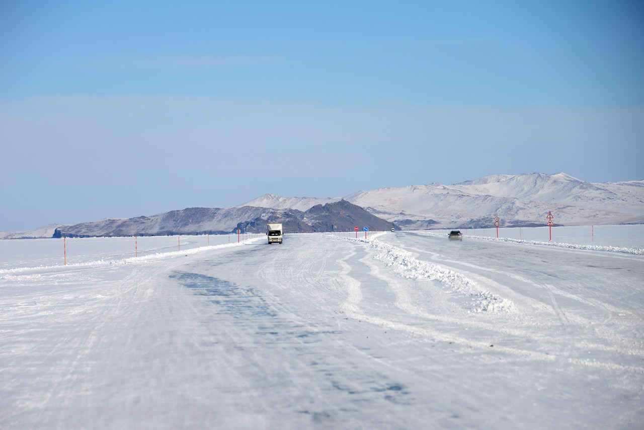 Ледовый Ольхон