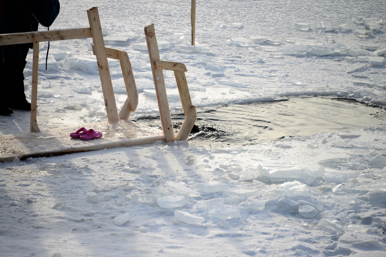 Байкальское крещение