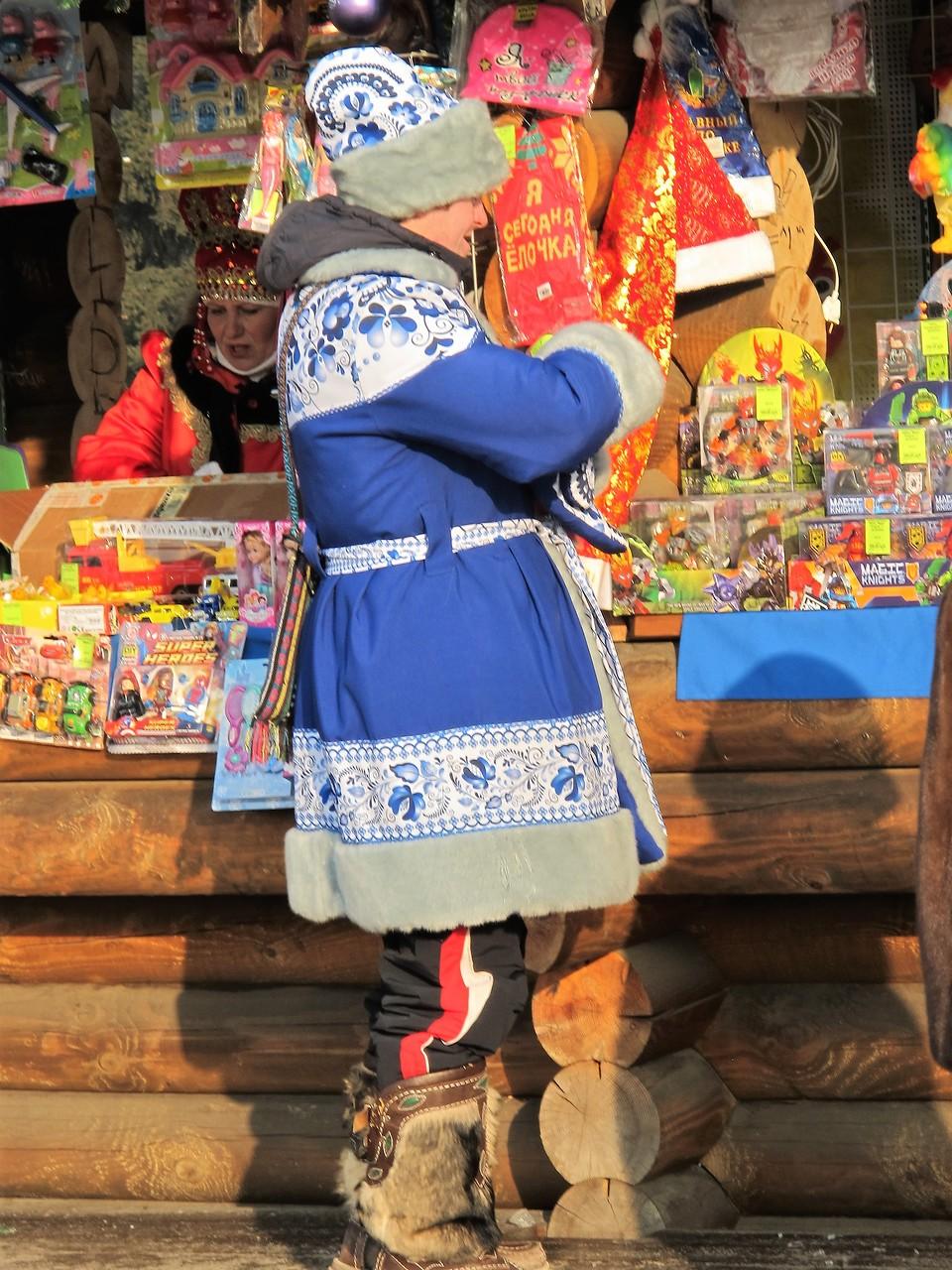 Рождество в Иркутске