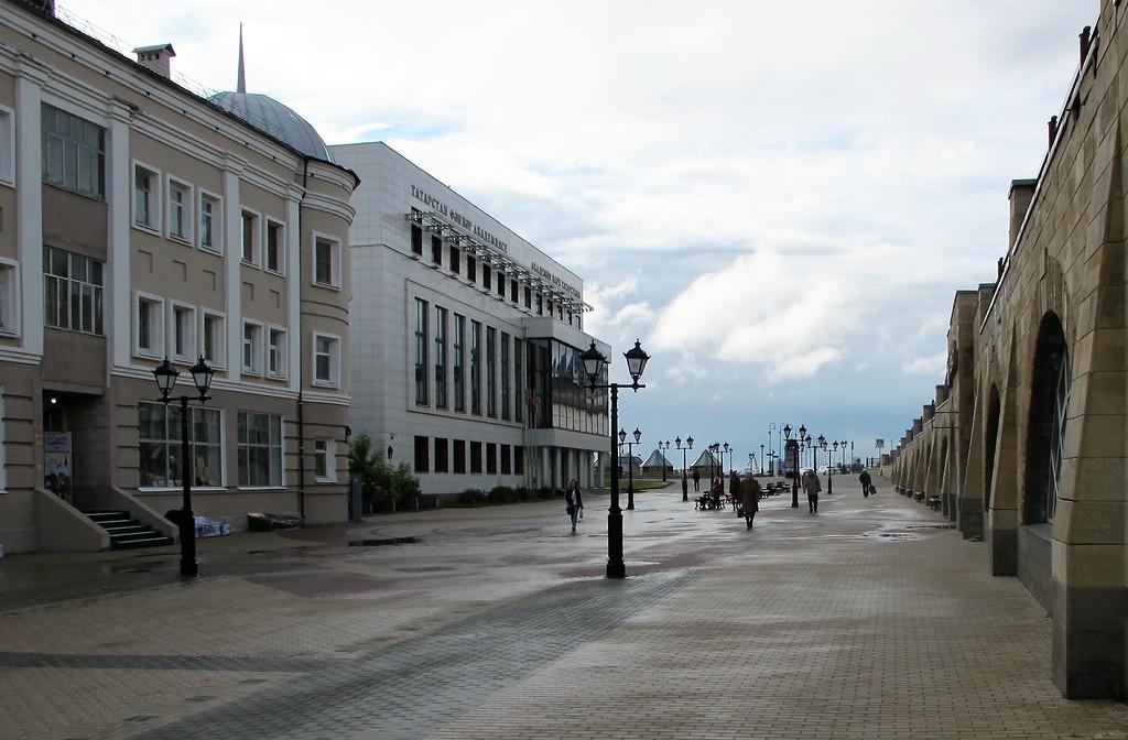 Хмурая Казань