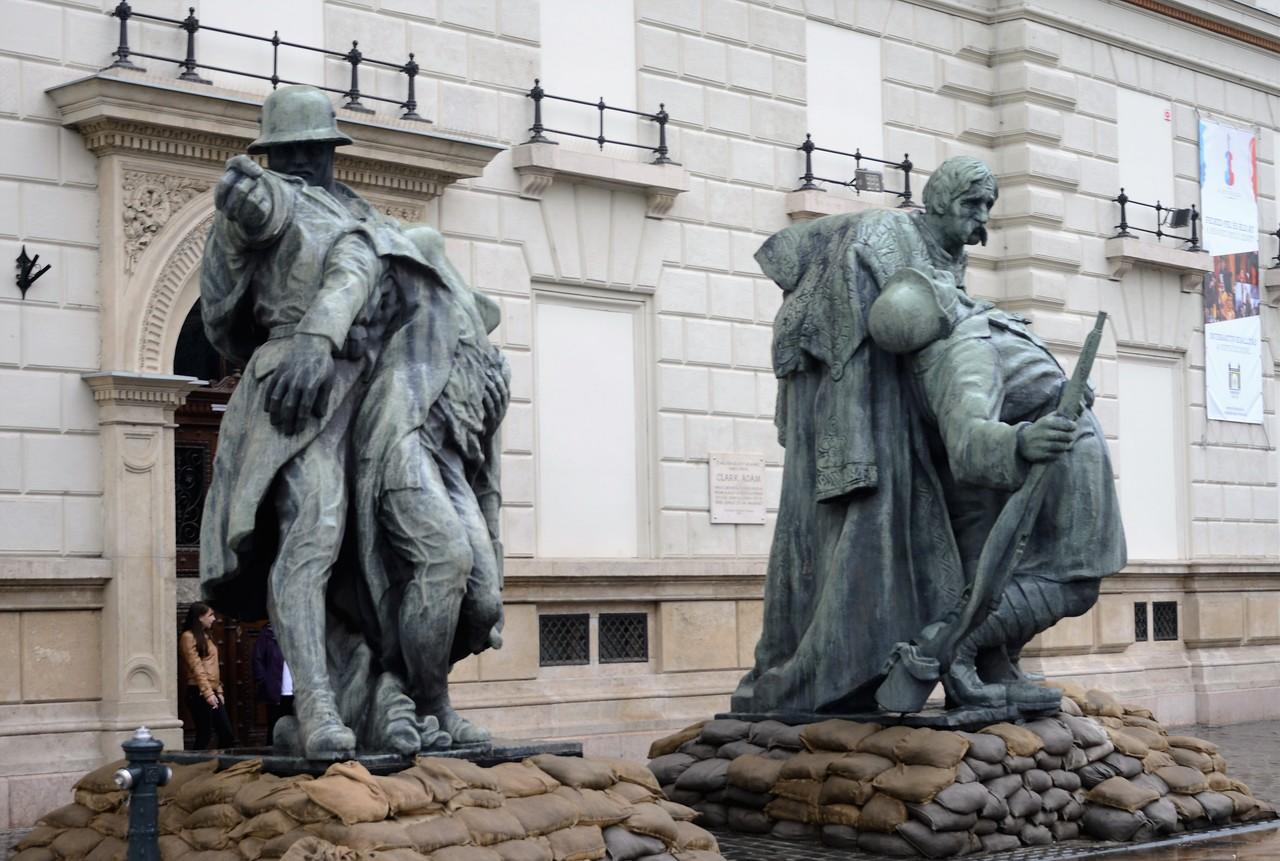Будапешт и дождь