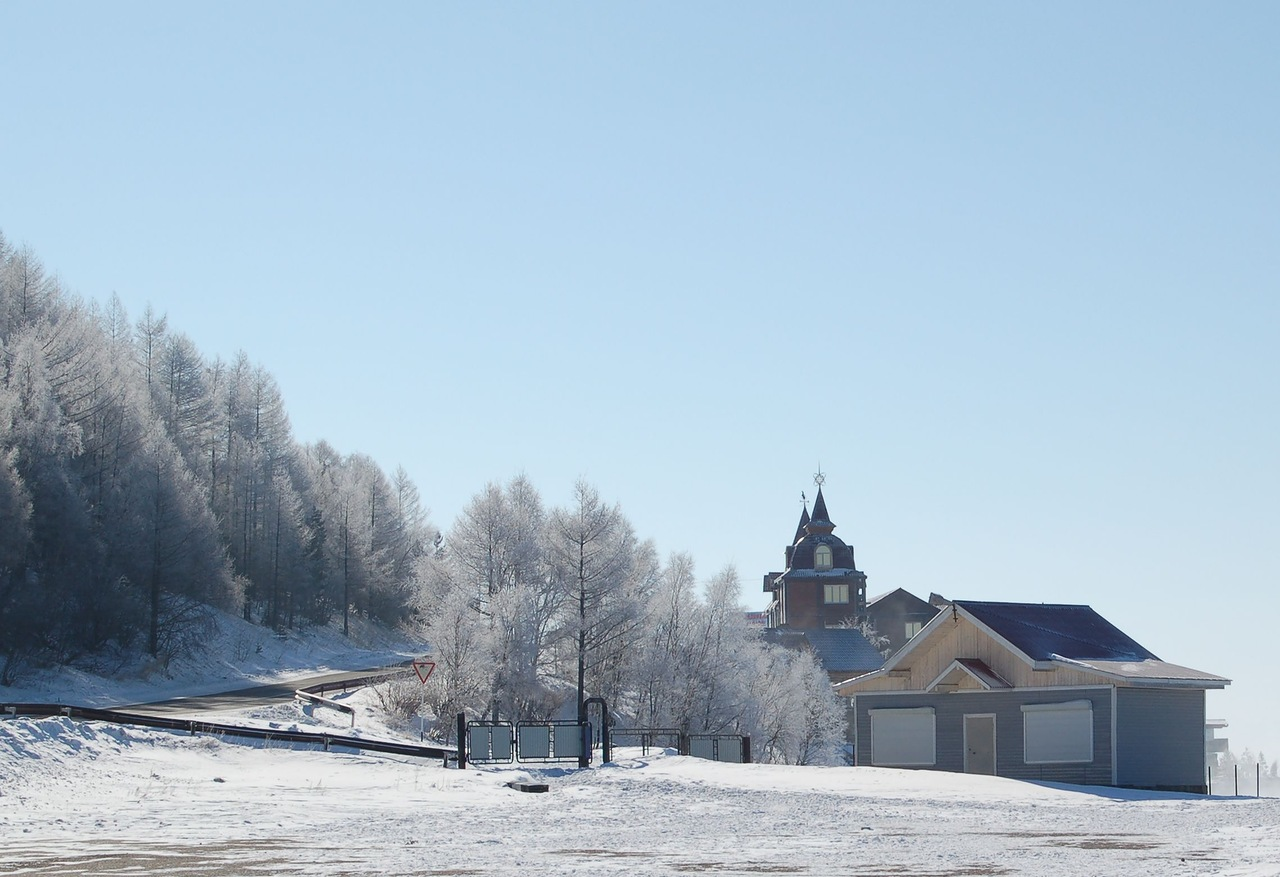 В Листвянку