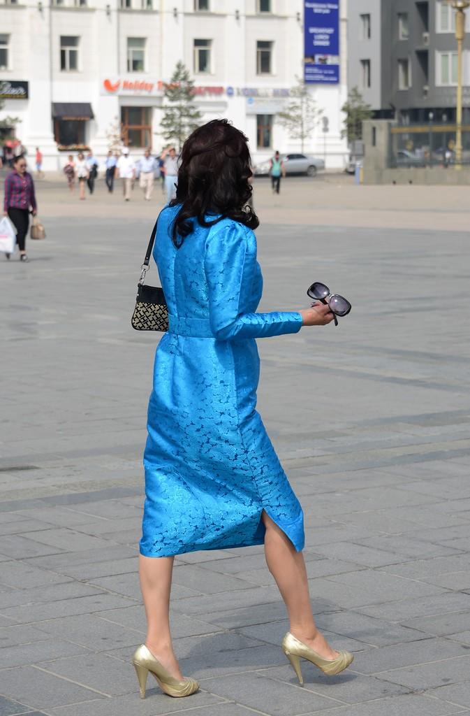 Снова в Улан-Баторе