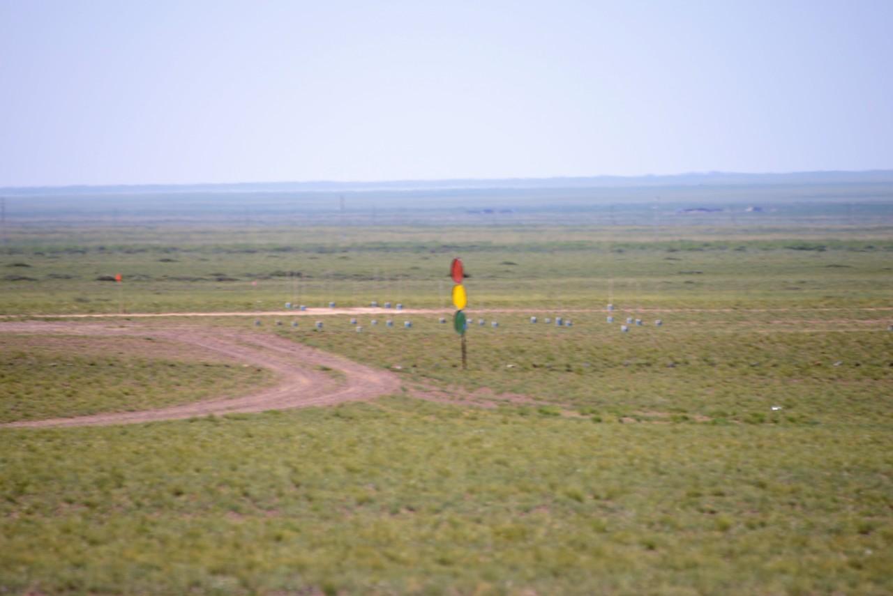 По Монголии