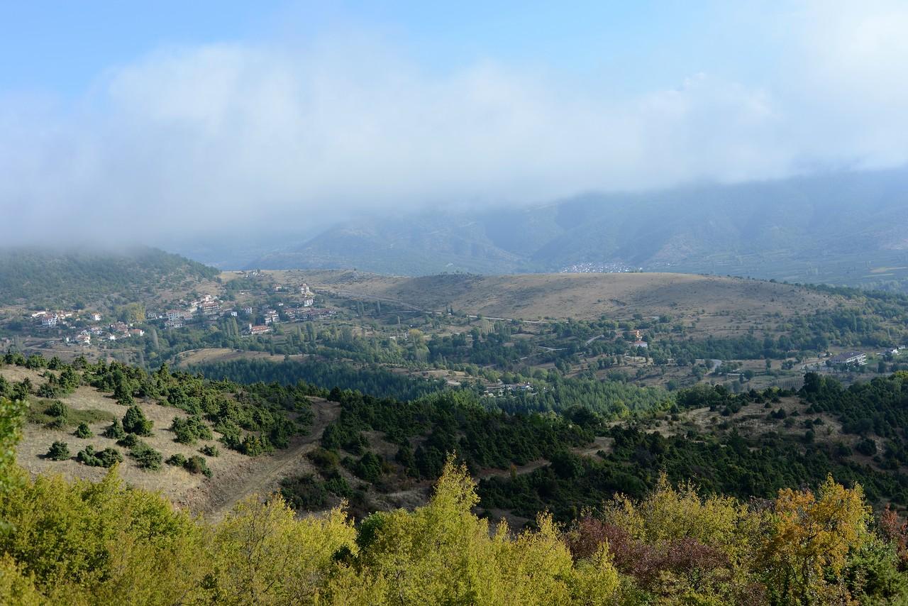 Горы и Кастория