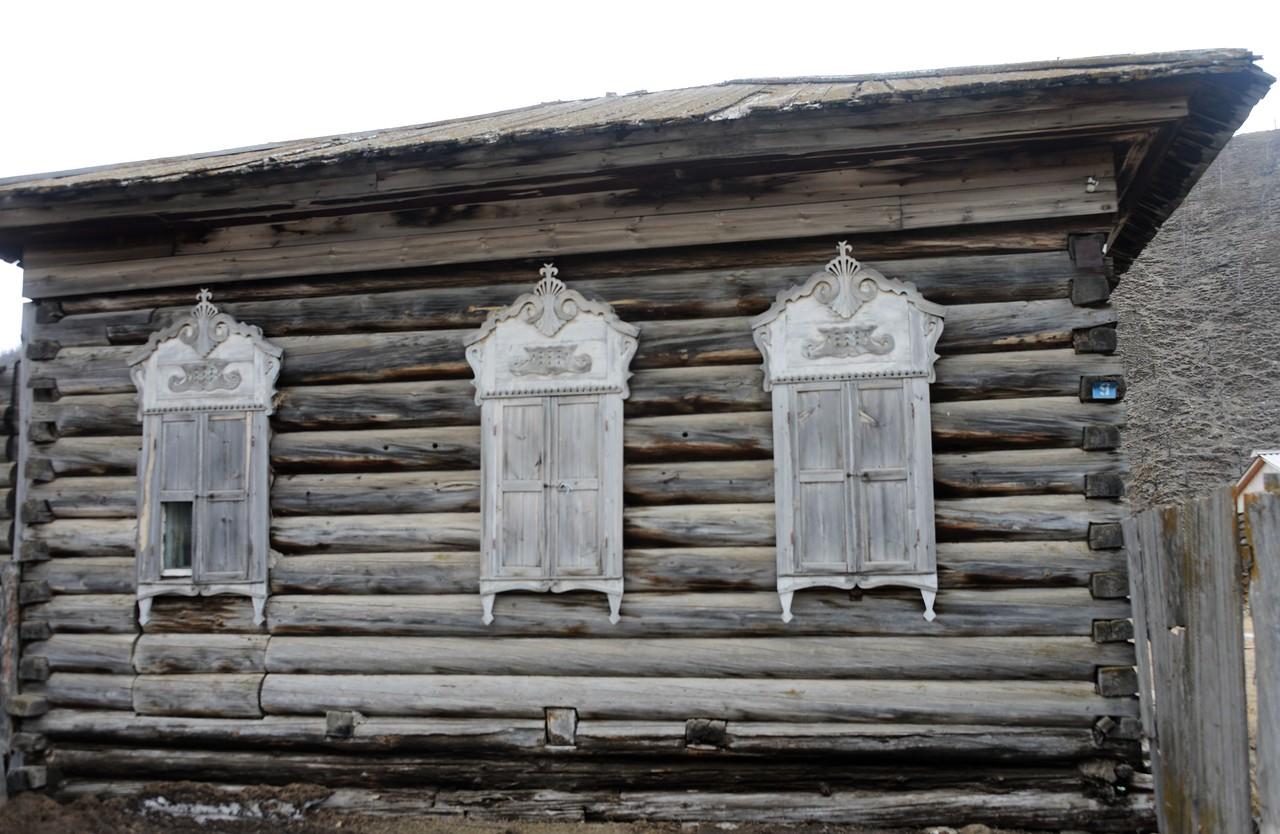 Байкал и мрамор