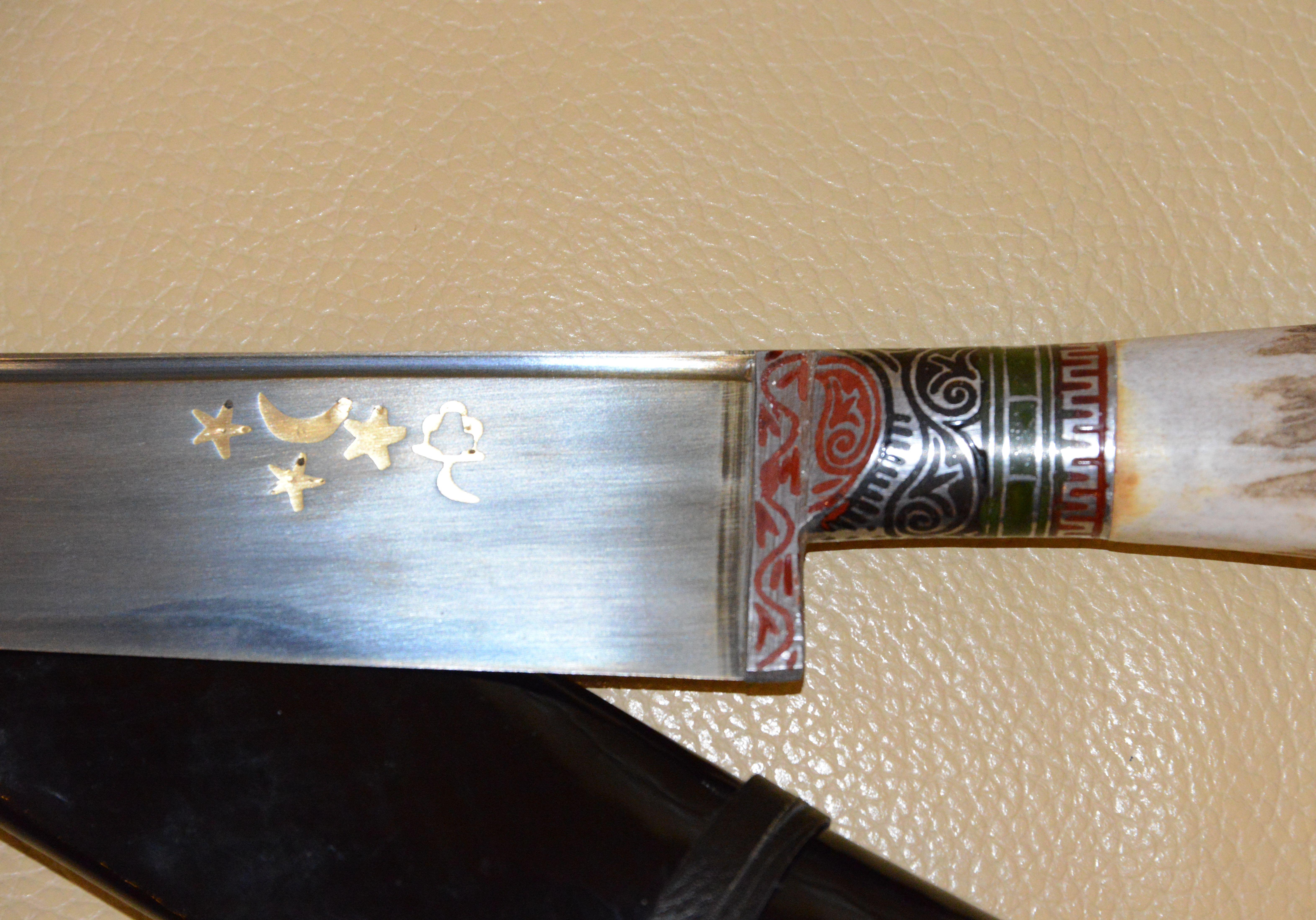 Ферганский нож