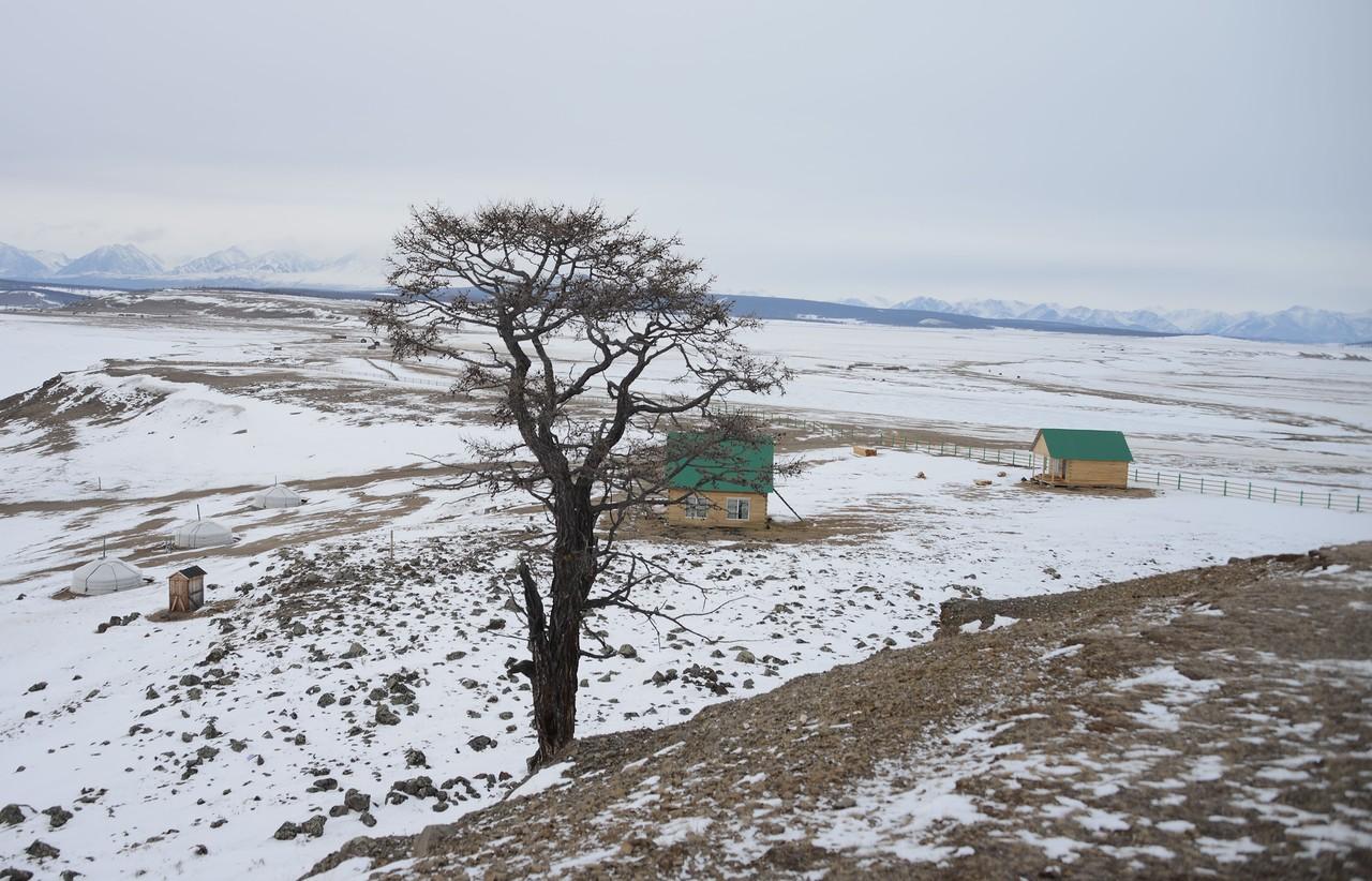 Монголия. Ханх